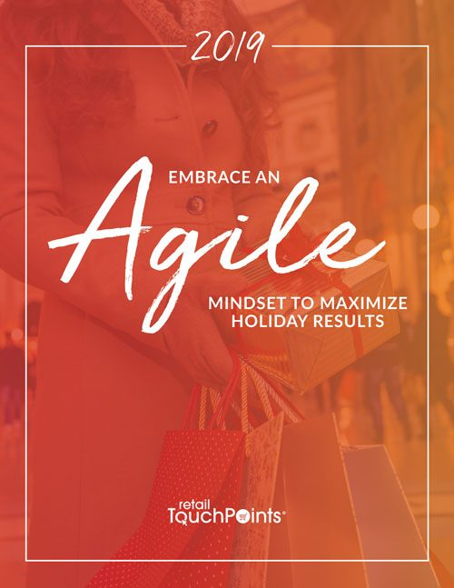 Embrace An Agile Mindset To Maximize Holiday Results